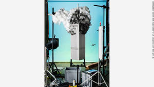 هجمات 11 سبتمبر تعود للحياة بهذه الصورة