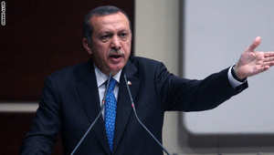 """إردوغان ينفي دعم داعش: إظهار تركيا بهذه الصورة """"وقاحة وسفاهة"""""""