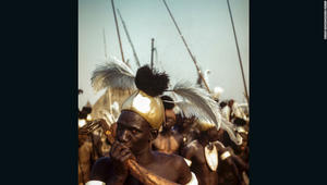 قبائل النوبة بصور فريدة من نوعها لم يرها الكثيرون