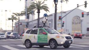 """""""غوغل"""" تستخدم سيارات """"Street View"""" لقياس معدلات التلوث"""