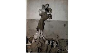 هذه المرأة التي تحدت أدولف هلتر..بأوج قوته