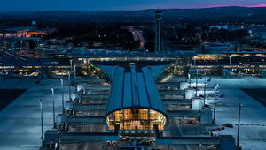 هكذا يجب أن تكون المطارات من حول العالم..الق نظرة
