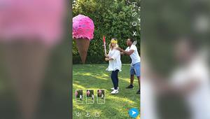 """تطبيق """"سناب شات"""" يضيف خاصية تسجيل فيديوهات متتابعة"""