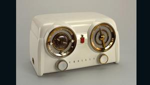 كيف كان شكل الراديو في العام 1948؟