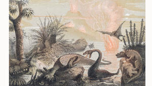 هكذا صور العالم الديناصورات قبل ملايين السنوات