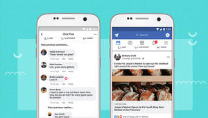 فيسبوك يغير صندوق تعليقات مستخدميه