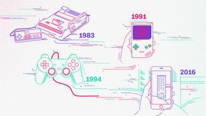 كيف احتلت اليابان عرش ألعاب الفيديو؟