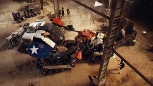 شاهد معركة الروبوتات الضخمة.. أمريكا بمواجهة اليابان