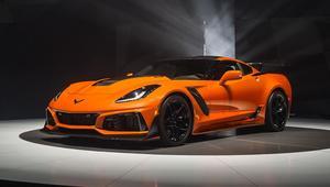 """إليكم """"ZR1"""" .. أسرع سيارة """"كورفيت"""" في العالم"""