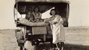 صور توثق تطور العائلة الأمريكية منذ الثلاثينيات