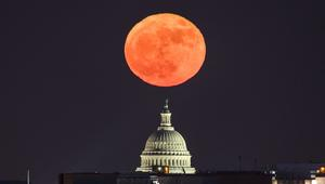 هل شاهدت القمر العملاق ليلة أمس؟