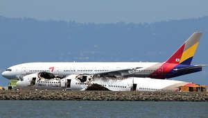 NTSB: سبب تحطم رحلة آسيانا هو قائد الطائرة