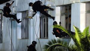 الجيش الجزائري يقضي على أربعة إرهابيين موالين لتنظيم داعش