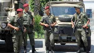 تونس: وفاة عسكريين وإصابة 3 في كمين استهدف دوريتهم في القصرين