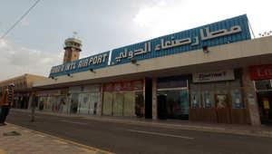 مراسلة CNN بالعربية باليمن: قتلى باشتباكات عنيفة بين الحوثيين وحرس مطار صنعاء