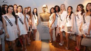 ملكات جمال العالم يزرن مصر لتنشيط السياحة