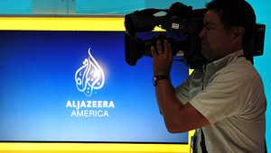 مصور تلفزيوني في قناة الجزيرة أمريكا