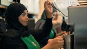 المرأة السعودية تكسر الصورة النمطية..وتعمل