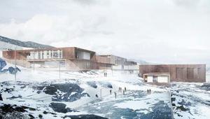 هنا يقبع أخطر المساجين وسط الثلوج في القطب الشمالي