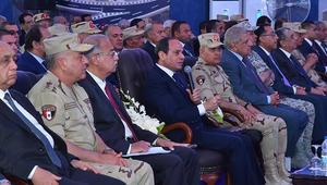 """السيسي يأمر بـ""""رفع اليد"""" عن أراضي الدولة: أنا زعلان قوي.. مصر """"مش طابونة"""""""