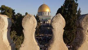 """حماس تدعو إلى النفير ردا على """"اعتداءات الأقصى"""""""
