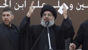 نصرالله: التاريخ يظهر محاولة الملك المؤسس للسعودية هدم قبر النبي محمد.. والحوثي له الفرصة لدخول نجران وجازان