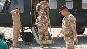 """وزير دفاع العراق يعتذر عن وصف معاملة أسرى داعش كـ""""أسرى حرب"""""""