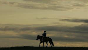 سباق الخيول الأطول في العالم في منغوليا بتأسيس من جنكيز خان