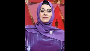 من حلب إلى السجادة الحمراء.. اللاجئة السورية هالة كامل تشارك بحفل الأوسكار