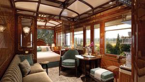 """هل تعرف كلفة رحلة على متن أفخم قطار """"فندقي"""" في أوروبا؟"""