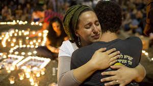 """بعد فترة هدوء نسبي، تجدد التوتر بين الجانبين الفلسطيني الإسرائيلي في الضفة الغربية، عقب اختفاء ثلاثة شبان إسرائيليين في 12 يونيو/ حزيران الماضي، إلى أن تم العثور على جثثهم في إحدى المناطق القريبة من مدينة """"الخليل"""" الاثنين."""