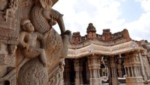 هامبي.. مدينة الآثار والملوك والآلهة التاريخية