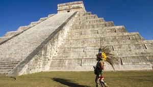 نفق مخبأ قد يدل شعب المايا على