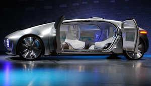 مرسيدس ذاتية القيادة .. و 10 اختراعات فاتتك في معرض CES 2015