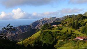 سانت هيلينا منفى الأمبراطور نابليون..  جزيرة نائية خلابة