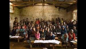 بين إثيوبيا ونيجيريا وألمانيا والبيرو..ما هي أوجه الشبه بين الصفوف الدراسية؟