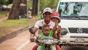 كمبوديا..عندما يتماهى الجمال الطبيعي والصور الفوتوغرافية بمشهد واحد