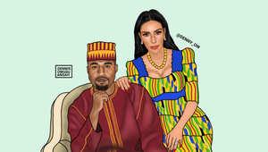 الأزياء الأفريقية تشق طريقها بين المشاهير.. ريانا وبيونسيه وكيم كارداشيان كما لم تروهم من قبل