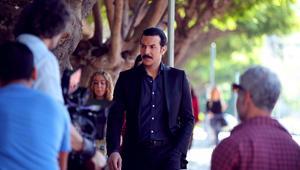 """باسل خياط في كواليس تصوير """"تحت الحزام."""""""
