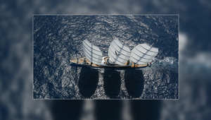 """يبلغ طول هذا اليخت 88.1 متراً واسمه """"Maltese Falcon"""" يحوي أفضل نظم الملاحة حول العالم صممه المهندس كين فريفوك لكن نجم هذا التصميم الذي أطلق عام 2006 سرعان ما خفت أمام بعض اليخوت الأخرى."""