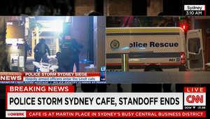مصدر يكشف لـCNN اللحظات الأخيرة لمحتجز الرهائن بسيدني..  وإعلان الشرطة الأسترالية انتهاء الحصار