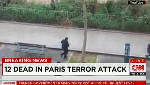 نائب عمدة باريس لـCNN: تم التعرف على هوية المشتبه بهم بهجوم صحيفة تشارلي إيبدو وأعمارهم 18 و32 و33 واثنان منهم إخوة
