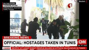تونس: 8 قتلى بهجوم على مجلس النواب ومتحف باردو