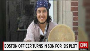 أمريكا: اعتقال نجل قائد بشرطة بوسطن خطط لتفجير أماكن مكتظة باسم داعش
