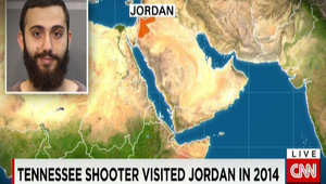 مصدر مطلع على تحقيقات هجوم تينيسي يبين ما قالته العائلة عن سفر عبدالعزيز إلى الأردن
