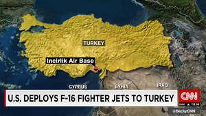 تفاصيل عن القوات الأمريكية المتواجدة في تركيا وهدفها