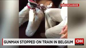 مصدر لـCNN: المسلح الذي حاول تنفيذ هجوم بقطار فرنسي معروف لدى الاستخبارات الفرنسية ويظهر أنه متعاطف مع داعش