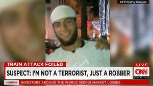 محامية الدفاع عن منفذ محاولة الهجوم على قطار فرنسي: موكلي أراد السرقة تحت تهديد السلاح وليس إرهابيا