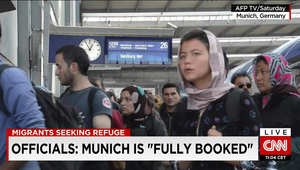 شرطة ميونخ: المدينة استقبلت أكثر من 12 ألف لاجئ السبت