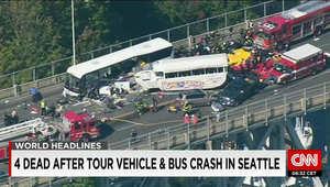 أمريكا.. الكشف عن جنسيات الطلاب الدوليين الـ4 الذين قتلوا بحادث مرور في سياتل